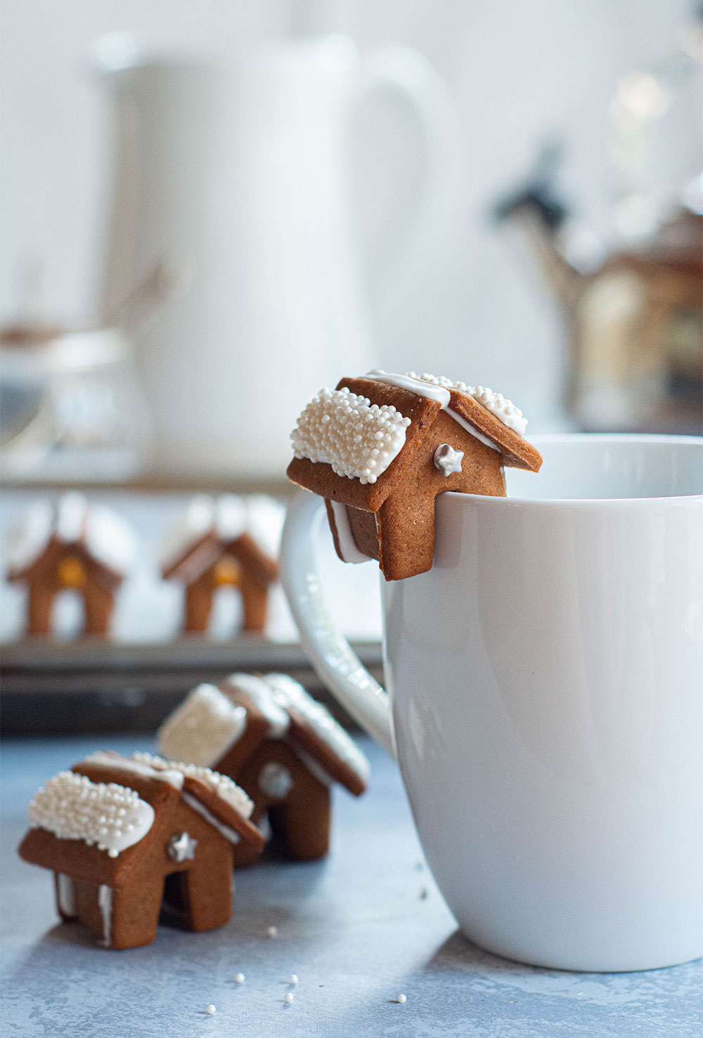 Gingersnap Mug Toppers Recipe Free Template Recipes That Really Work